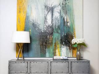 Ecologik Hành lang, sảnh & cầu thang phong cách hiện đại Grey