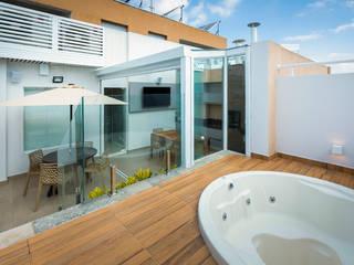 LAM Arquitetura | Interiores จากุซซี่