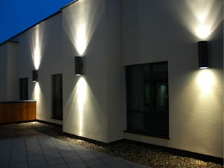 Outdoor security lighting by Leading Electrical Solutions Ltd Classic