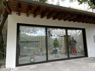 CRISVISA NAUCALPAN PVC Modern Terrace Plastic Black