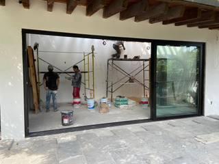 CRISVISA NAUCALPAN PVC uPVC windows Plastic Black