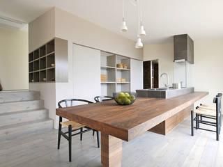 NASU CLUB KücheArbeitsplatten Holz Braun