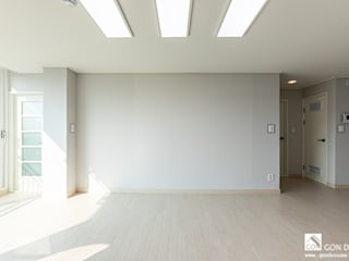 곤디자인 (GON Design) Modern living room