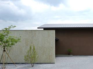 NASU CLUB Einfamilienhaus Fliesen Braun