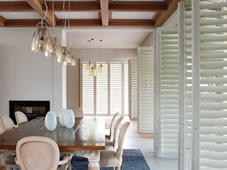 Project 1 Classic style dining room by Plantation Shutters® Classic