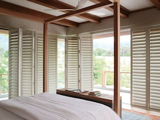Project 1 Classic style bedroom by Plantation Shutters® Classic