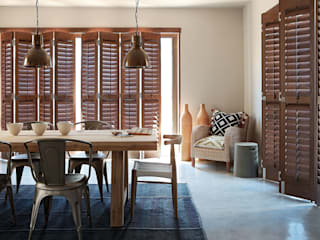 Project 3 Country style dining room by Plantation Shutters® Country