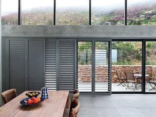 Project 4 Modern style doors by Plantation Shutters® Modern