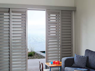 Project 4 Modern living room by Plantation Shutters® Modern