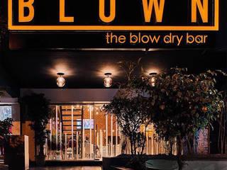 BLOWN | BANGALORE Modern Walls and Floors by DUTTA KANNAN & PARTNERS Modern