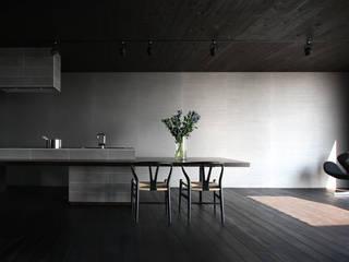 NASU CLUB Ausgefallene Wohnzimmer Holz Grau