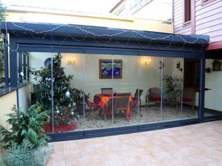 İndeko İç Mimari ve Tasarım Jardin d'hiver moderne