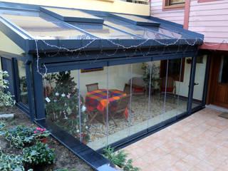 İndeko İç Mimari ve Tasarım Modern conservatory