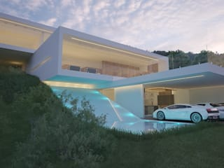 21arquitectos Casas minimalistas
