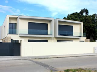 Solar de Beire II por Joana Pais Arquitecta Moderno