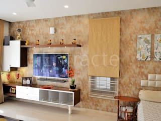Zonasha Paradiso - 2 Modern living room by Entracte Modern