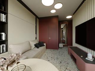 モダンスタイルの寝室 の osavchenko モダン