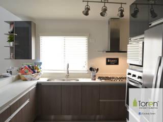 Toren Cocinas Built-in kitchens