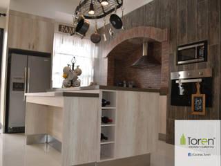 Cocina Duara Rustica Toren Cocinas Cocinas equipadas