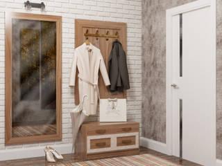 Мебель в прихожую на заказ:  в современный. Автор – Арлайн, Модерн