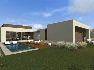 Residencia Jatibela por BRITA ARQUITETURA Moderno