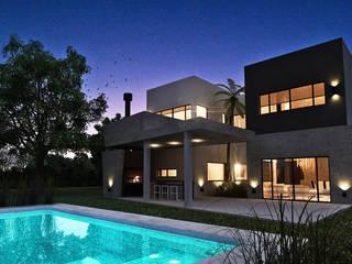 Casa 700 de LR arquitectura Moderno