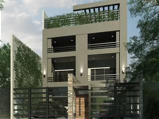 Fournier de LR arquitectura Moderno