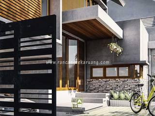 Minimalist house by Rancang Reka Ruang Minimalist