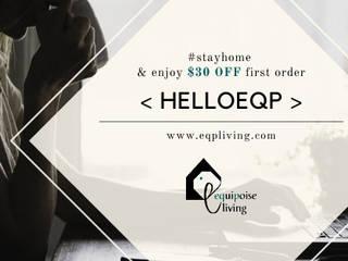 $30 off first Order | HELLOEQP: modern  by Equipoise Living (eqpliving.com),Modern