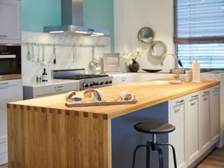 Wohn- und Küchendesign Meyer GmbH Cucina in stile rustico