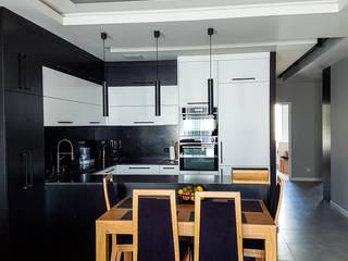 black&white od formanufaktura.com Nowoczesny