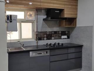 Cocinas de estilo moderno de Design Kreations Moderno