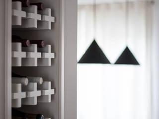 Elias Garcia 5E - Reabilitação de apartamento Adegas modernas por goodmood - Soluções de Habitação Moderno