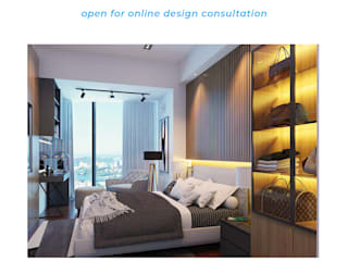Bedroom Design Samples by D3ID Design and Build