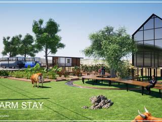 Farmstay ฟาร์มสเตย์ โดย รับเขียนแบบบ้าน&ออกแบบบ้าน คันทรี่