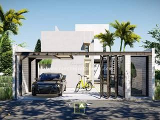 Rancang Reka Ruang Single family home Iron/Steel Black