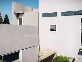 Rancang Reka Ruang Skylights Aluminium/Zinc White