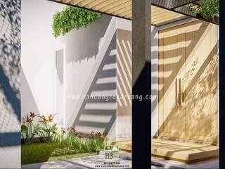 Rancang Reka Ruang Lucernario Ferro / Acciaio Bianco