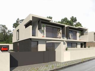 Solar de Beire II por Joana Pais Arquitecta