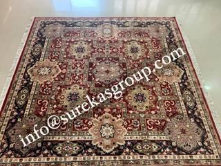 Global Floor Furnishers Walls & flooringCarpets & rugs Wool Red