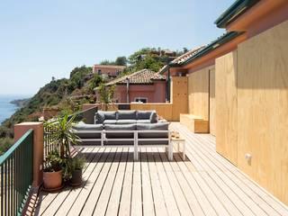 TUTTIARCHITETTI Modern Terrace