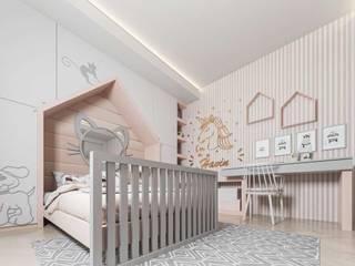 G&H Evi Çocuk Odası Modern Çocuk Odası VERO CONCEPT MİMARLIK Modern