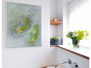 Einfamilienhaus am Starnberger See Heerwagen Design Consulting Moderne Badezimmer