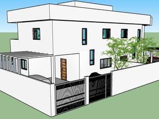 Parro Engenharia e Projetos Modern houses