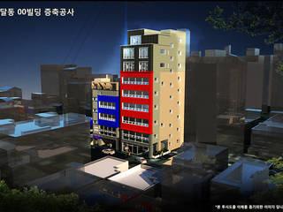 울산광역시 남구달동00근린생활시설 신축공사 by 본 건축사사무소