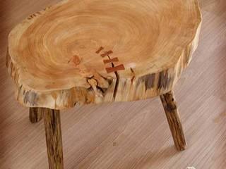 Mesa lateral de Hobel SpA Rústico