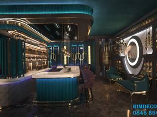 Thiết kế nội thất LOUNGE bởi Công ty trang trí nội thất RIM Decor