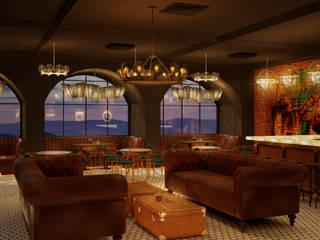 Thiết kế quán cafe Retro bởi Công ty trang trí nội thất RIM Decor