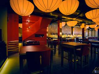 Trang trí nội thất XU RESTAURANT & LOUNGE bởi Công ty trang trí nội thất RIM Decor