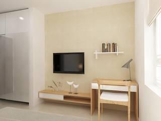 Trang trí nội thất căn hộ Vista Verde Apartment bởi Công ty trang trí nội thất RIM Decor Hiện đại